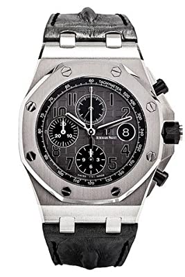 Audemars Piguet Royal Oak Offshore Slate Dial Automatic Mens Watch 26470ST.OO.A104CR.01