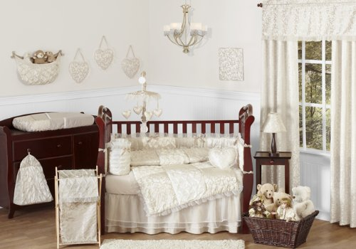 Sweet Jojo Designs Victoria Baby Bedding