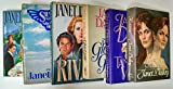 img - for 3 Book Hc Set By Janet Dailey ( the Proud and the Free, Silver Wings Santiago Blue, Aspen Gold) book / textbook / text book