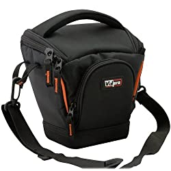 Vidpro TL-25 Top-Load DSLR Camera Holster Case (Small)