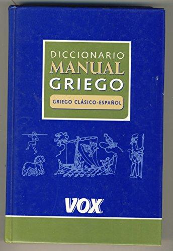 Dicc. Griego/español (Spes)