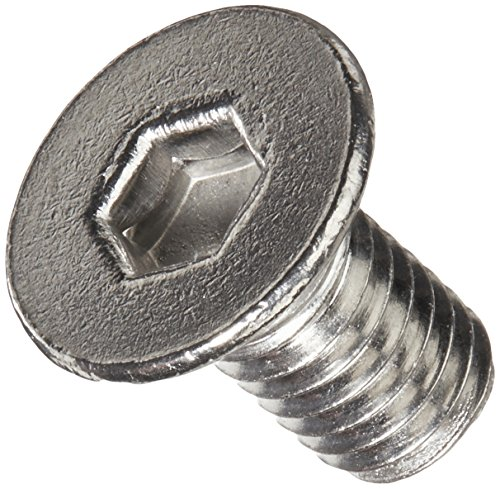 Racers Edge 20601 3 x 5mm SS Countersunk Machine Screw, 10-Piece
