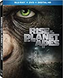Rise of the Planet of the Apes [Blu-ray] [2011] [US Import]