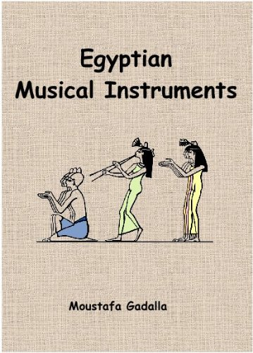 egyptian-musical-instruments-english-edition