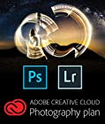 Adobe Creative Cloud Photography plan (Photoshop CC + Lightroom) [Digital Membership]