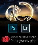 Adobe Creative Cloud Photography plan...