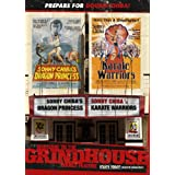 Welcome to the Grindhouse: Dragon Princess/Karate Warriors ~ Shin'ichi Chiba