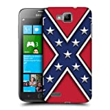 Head Case Designs Rebel Flag Redneck Pride Back Case For Samsung Ativ S I8750