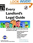 Every Landlord's Legal Guide with CDROM