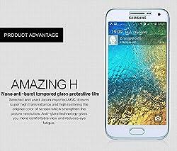 Nillkin Amazing H Anti-Explosion Tempered Glass Screen Protector for Samsung Galaxy E5 E500