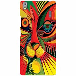 Printland Phone Cover For Lenovo A7000 - PA030023IN