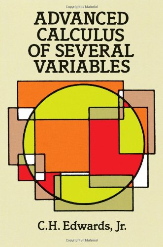 Advanced Calculus of Several Variables (Dover Books on...