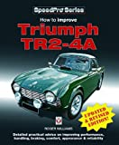 Roger Williams How to Improve Triumph TR2-4A (Speedpro Series)