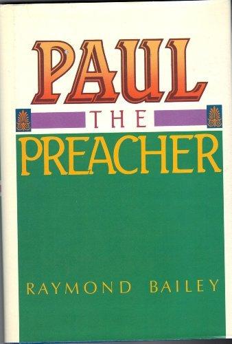 Paul the Preacher