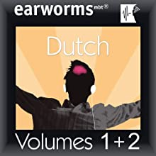 Rapid Dutch: Volumes 1 & 2 Audiobook by  earworms Learning Narrated by Andrew Lodge