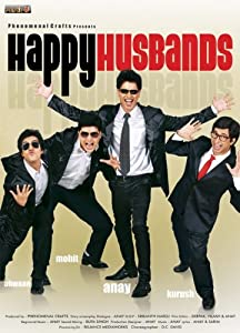 Happy Husbands (2011) (New Comedy Hindi Film / Bollywood Movie / Indian Cinema DVD)
