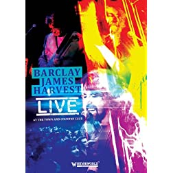 Barclay James Harvest - Live At The Town And Country Club