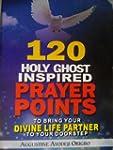 120 HOLY GHOST inspired PRAYER POINT...