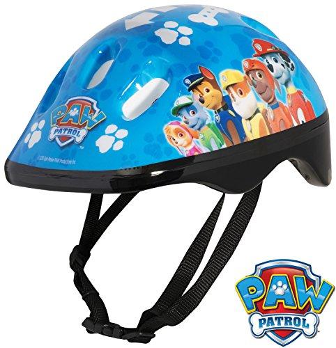 Kids helmet 52-56cm i360 Paw Patrol Helmet for kids - Bike, Cycle, Scooter or Skates Helmets Boys or Girls