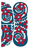 祭化粧 G1016 大型・桜吹雪(35cm x 20cm)