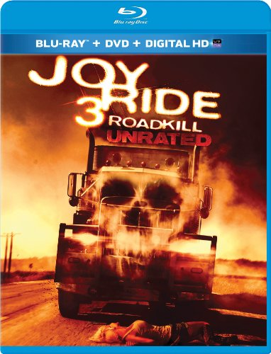 Joy Ride 3: Roadkill Blu-ray