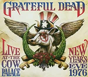 Live at the Cow Palace-New Year's Eve 1976