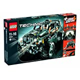 Lego - 8297 - Jeu de construction - Technic - Le 4x4 motorispar LEGO