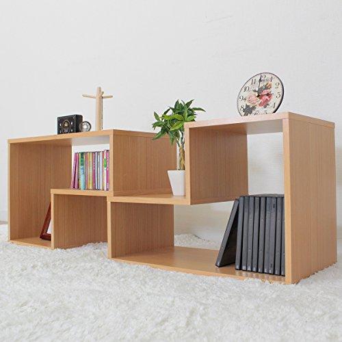 収納棚で一味違うおしゃれ部屋作りを:おしゃれで少し変わった収納棚を紹介 5番目の画像