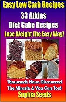 Atkins Cake Recipes Uk