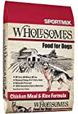 SPORTMiX Wholesome Chicken Meal and Rice Formula Dry Dog Food, 16.5-Pound Bag