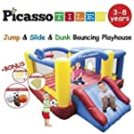 PicassoTiles KC102 12x10 Foot Inflata...