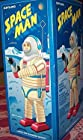 Schylling Spaceman Tin Battery Operated Remote Control Robot