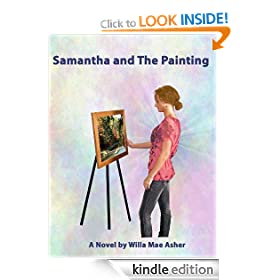 Samantha and the Painting (Romance Mystery Novel)