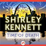 Time of Death: PJ Gray, Book 5 (       UNABRIDGED) by Shirley Kennett Narrated by Christine Marshall