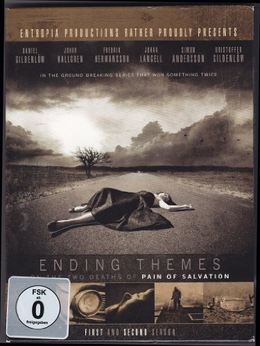 Ending themes - On the two deaths of Pain of Salvation (+2CD+booklet)