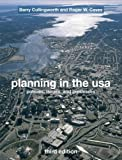 img - for By J. Barry Cullingworth Planning in the USA: Policies, Issues, and Processes (3rd Edition) book / textbook / text book