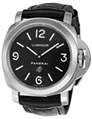 Panerai Luminor Base Mens Watch PAM00000