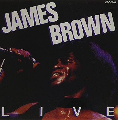 James Brown - Live (CD)