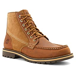Timberland Men\'s Grantly 6 Inch Boot, Brown Fog/Suede, 11.5 M US