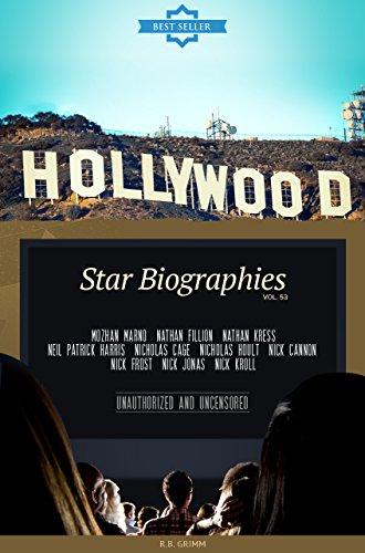 Hollywood: Actors Biographies Vol.53