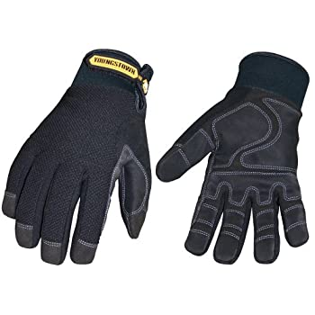 Working gloves need to be tough and durable, but comfortable to wear and use. Youngstown gloves are made of the highest quality, man-made materials to create a glove that is form fitting, lightweight, breathable, washable, comfortable, and tough. The...
