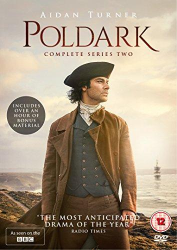 Poldark - Series 2 [DVD] [2016]