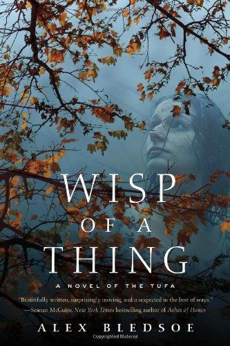 Image of Wisp of a Thing: A Novel of the Tufa (Tufa Novels)