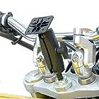 15-17mm Extended Motorcycle Fork Stem Mount for TomTom Rider Rider 2 Urban Rider Rider Pro Rider v5