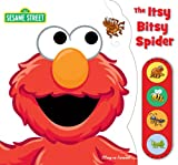 img - for Sesame Street: The Itsy Bitsy Spider book / textbook / text book