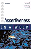 img - for Assertiveness in a Week book / textbook / text book