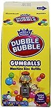 Dubble Bubble Gumballs Machine Size R…