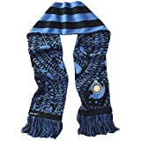 Nike Inter Milan Scarf Blue with Black/サッカー スカーフ インテルナツィオナーレ・ミラノ (ONE SIZE)