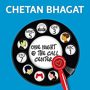 One Night @ the Call Centre Audiobook