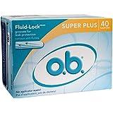 o.b. Digital Tampon, Super Plus, 40 Count